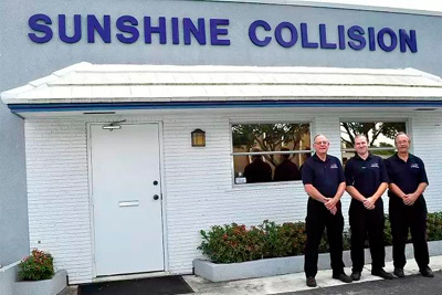 ICAR Certified - Sunshine Collision Center